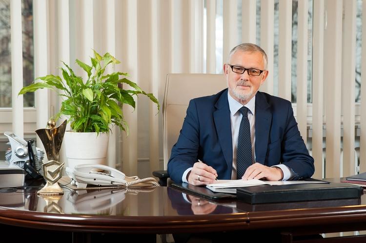 Włodzimierz Bosowski - Prezes Zabrzańskiej Spółdzielni Mieszkaniowej